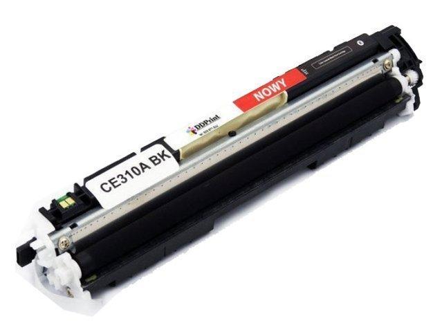 CE310A 126A Toner czarny do HP CP1025 CP1025nw M175a M175nw M275 / Nowy Zamiennik / 1200 stron