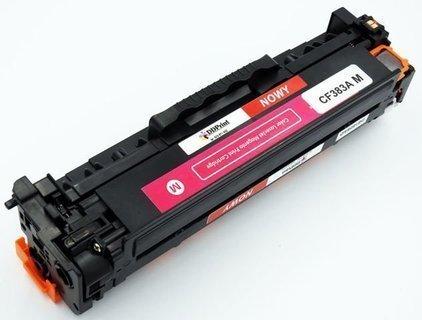 CF383A Nowy zamiennik do HP Color LaserJet Pro M476 MFP / Czerwony / 2700 stron / Nowy zamiennik