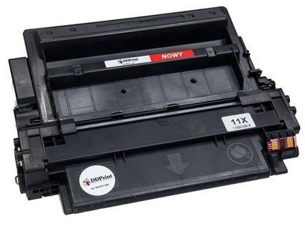 Q6511X / 11X do HP LaserJet  2430, 2410, 2420 / Czarny / Nowy zamiennik / 6000 stron