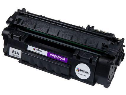 Toner 53A - Q7553A do HP LaserJet P2014, P2015, M2727 MFP - Premium 3K - Zamiennik