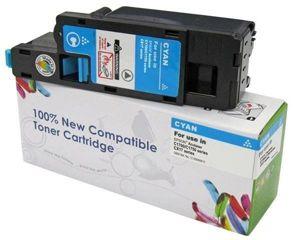 Toner Cyan EPSON C1700 C1750 CX17 / C13S050613 / 1400 stron / zamiennik
