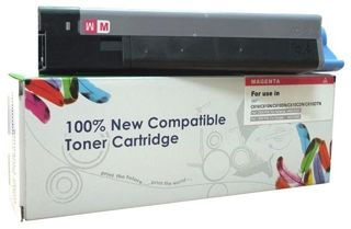 Toner do OKI C610 / 44315306 / Magenta / 6000 stron / zamiennik