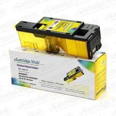 Toner do Xerox 6020 6022 6025 6027 / 106R02762 / Yellow / 1000 stron / zamiennik