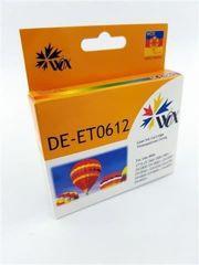 Tusz Cyan do EPSON D88 DX3800 DX3850 DX4200 DX4250 DX4800 DX4850 / T0612 C13T06124010 / Niebieski / 12ml /  zamiennik