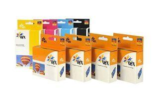 Tusz Magenta do EPSON WF2010 WF2510 WF2520 WF2530 WF2540 / T1633 C13T16334010 / Czerwony / 18ml / zamiennik