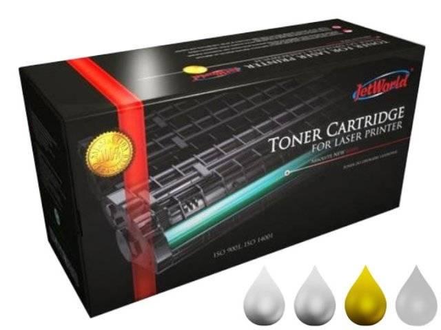 Toner do Samsung CLP-620 CLP-670 / CLX-6220 CLX6250 / CLT-Y5082L / Żółty / 4000 stron / Zamiennik refabrykowany / JetWorld